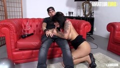 Kinky Big Tits Pornstar Suhaila Hard Fuck Newbie Thumb