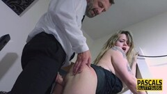 Sexy Chubby sub with big boobs gets pounded Thumb