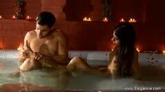 Sexy Erotic Couple In The Indian Sauna Thumb