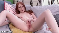 Sensual Krystal Orchid flaunts her pussy Thumb