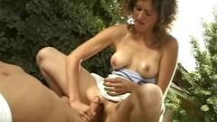 Sexy Babe Enjoy Giving a Free Hand Job Thumb