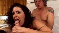 Swinger Threesome For Brunette Swinger Wife Thumb