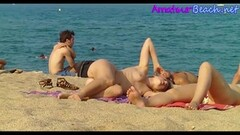 Naughty NUDE Beach Amateurs Babes Spy Video Thumb