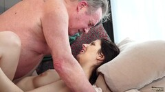 Old and Young Porn Sweet innocent girlfriend nailed Thumb