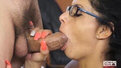 CASTING ALLA ITALIANA - Squirting Romanian gets her butt fucked Thumb