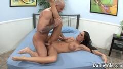 Horny wife fucked hard Thumb