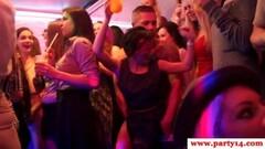 Party chicks enjoy club fuck Thumb