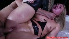 Dominated AJ Applegate fucked hard Thumb