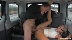 Hot car fuck with naughty Czech babe Thumb